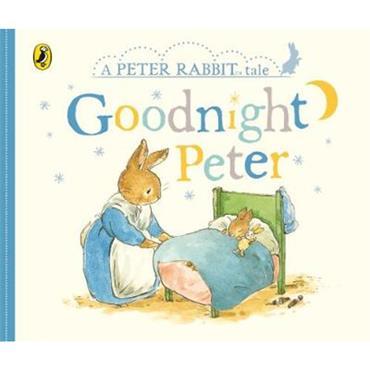 Beatrix Potter Peter Rabbit Tales - Goodnight Peter
