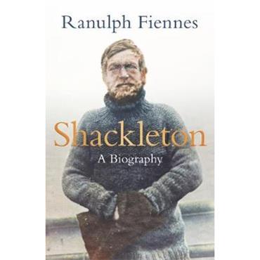 Ranulph Fiennes Shackleton