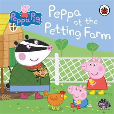 Peppa Pig Peppa at the Petting Farm