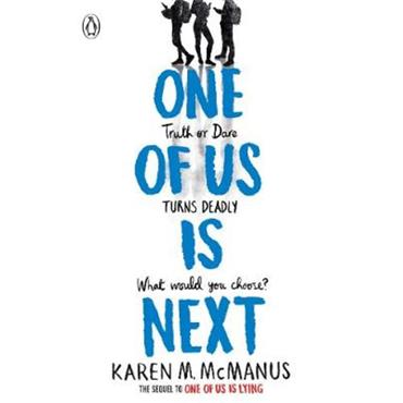 Karen M McManus One Of Us Is Next