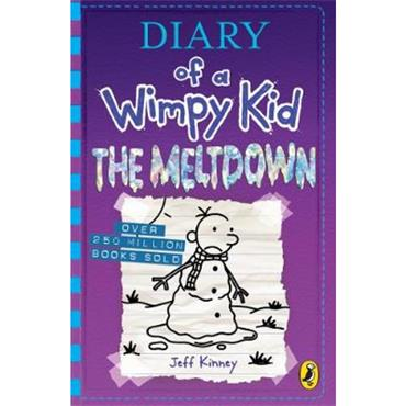 Jeff Kinney Diary of a Wimpy Kid: The Meltdown (Book 13)