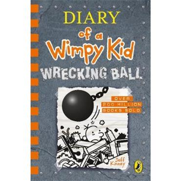 Jeff Kinney Diary of a Wimpy Kid: Wrecking Ball (Book 14)