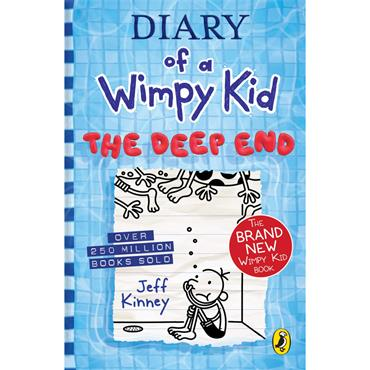 Jeff Kinney The Deep End (Diary of a Wimpy Kid Book 15)