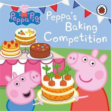 Peppa Pig Peppa's Baking Competition