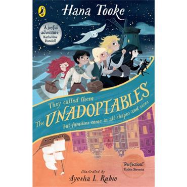 Hana Tooke THE UNADOPTABLES