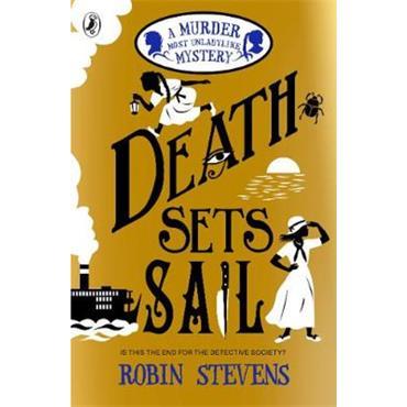 Robin Stevens Death Sets Sail