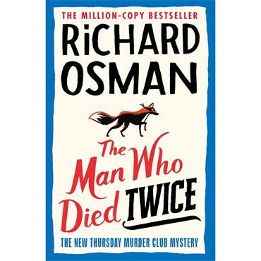 Richard Osman The Man Who Died Twice