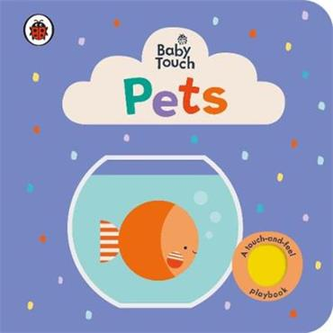 Ladybird Baby Touch: Pets