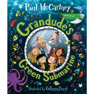 Paul Mc Cartney Grandude's Green Submarine