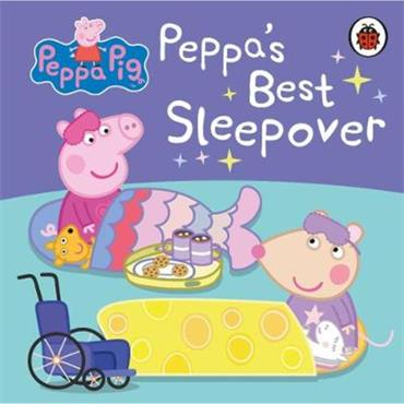 Peppa Pig Peppa's Best Sleepover