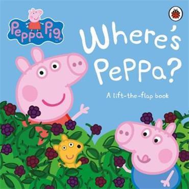 Peppa Pig Peppa Pig: Where's Peppa?