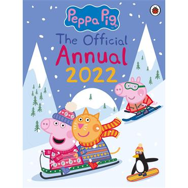 Peppa Pig Peppa Pig: The Official Annual 2022