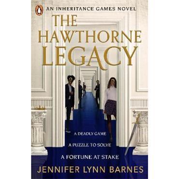 Jennifer Lynn Barnes The Hawthorne Legacy
