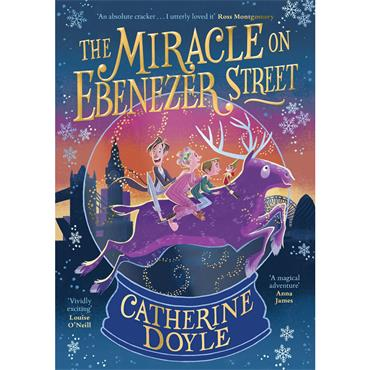 Catherine Doyle The Miracle on Ebenezer Street