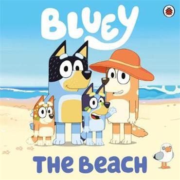 Bluey Bluey: The Beach