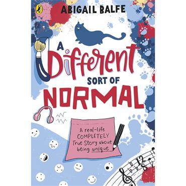 Abigail Balfe A Different Sort of Normal