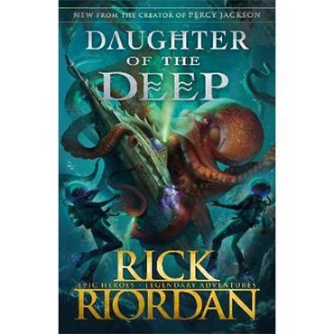 Rick Riordan Daughter of the Deep