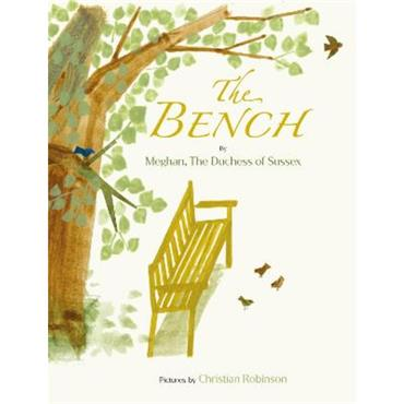 Meghan, The Duchess of Sussex The Bench