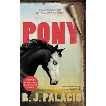 R.J. Palacio Pony