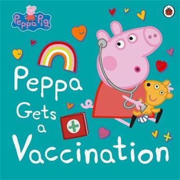 Peppa Pig Peppa Pig: Peppa Gets a Vaccination