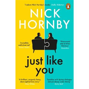 Nick Hornby Just Like You