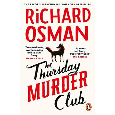 Richard Osman The Thursday Murder Club
