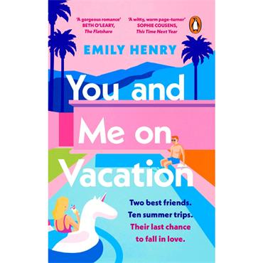 Emily Henry You and Me on Vacation