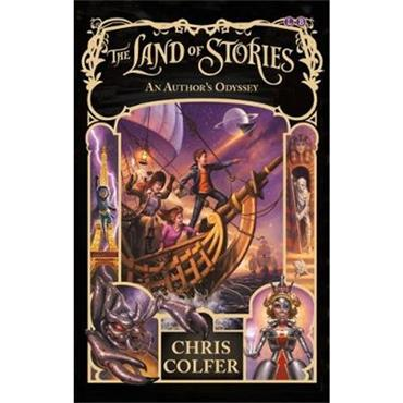 Chris Colfer An Author's Odyssey (Land of Stories, Book 5)
