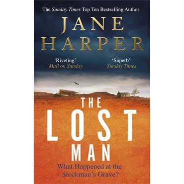Jane Harper The Lost Man