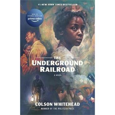 Colson Whitehead The Underground Railroad