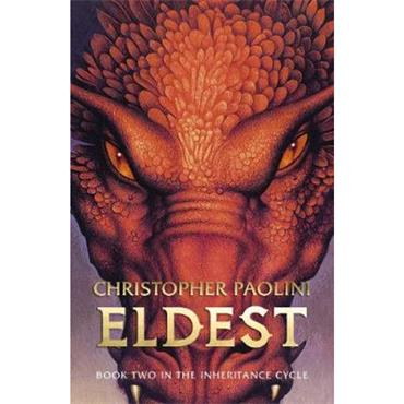 Christopher Paolini Eldest (The Inheritance Cycle, Book 2)
