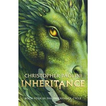 Christopher Paolini Inheritance (The Inheritance Cycle, Book 4)