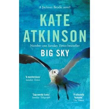 Kate Atkinson Big Sky