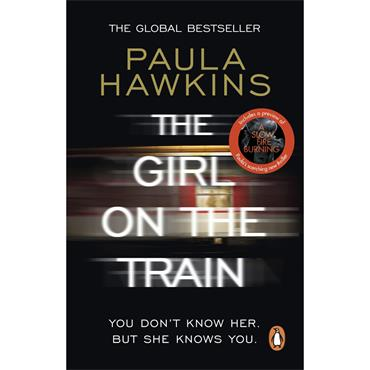 Paula Hawkins The Girl on the Train