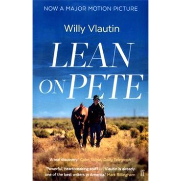 Willy Vlautin Lean on Pete