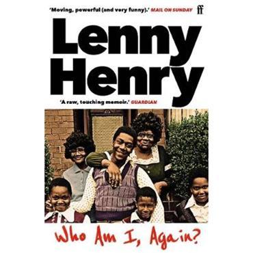 Lenny Henry Who am I, again?