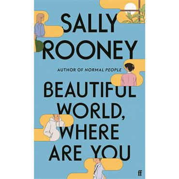 Sally Rooney Beautiful World, Where Are You (HB)