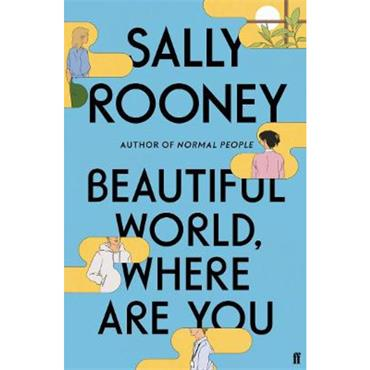 Sally Rooney Beautiful World, Where Are You (PB)