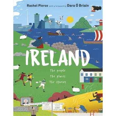 Rachel Pierce & Dara O Briain Ireland: The People, The Places, The Stories