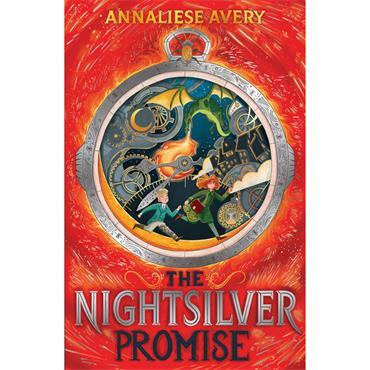 Annaliese Avery The Nightsilver Promise
