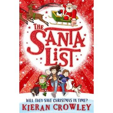 Kieran Crowley The Santa List