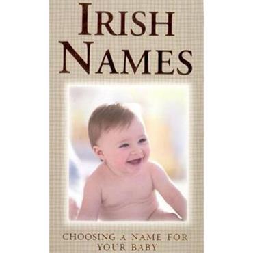 Felicity Trotman Irish Names
