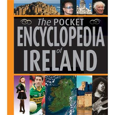 The Pocket Encyclopedia of Ireland - Mel Plehov & Elizabeth Golding