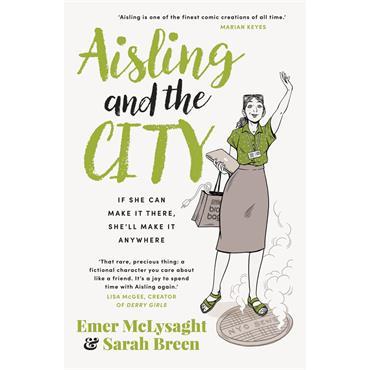 Emer McLysaght & Sarah Breen Aisling and the City