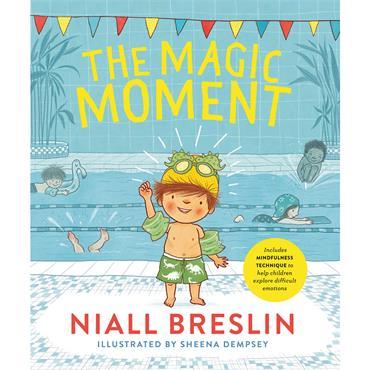 Niall Breslin The Magic Moment