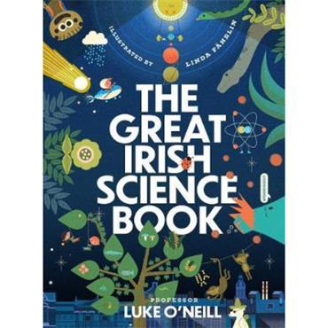 Luke O'Neill The Great Irish Science Book
