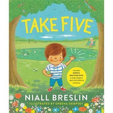 Niall Breslin Take Five