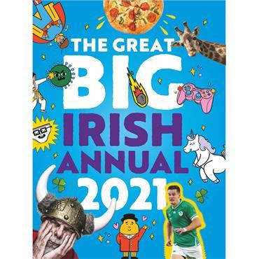 Gill Books The Great Big Irish Annual 2021