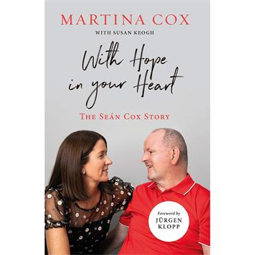 With Hope in Your Heart  - Martina Cox
