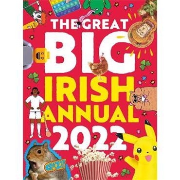 Gill The Great Big Irish Annual 2022